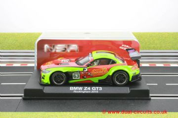 NSR 0059AW BMW Z4 Rockingham 2015 No.63